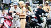 Hà Nội thí điểm kiểm tra xe máy chính chủ bằng thiết bị thông minh từ 1/1/2017