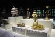 Triển lãm không gian Bảo vật Hoàng cung triều Nguyễn