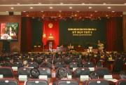 Bế mạc Kỳ họp thứ 3 - khóa XV HĐND TP. Hải Phòng