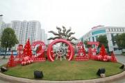 Noel 2016 - Thế giới giáng sinh thu nhỏ giữa lòng đô thị Việt
