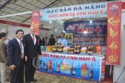 Hội chợ hàng Việt - Đà Nẵng 2016 thu hút gần 6 vạn lượt khách