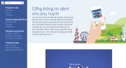 Facebook mở cổng thông tin giúp phụ huynh hiểu và định hướng cho con trẻ