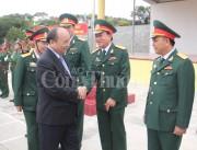 Thủ tướng Nguyễn Xuân Phúc thị sát Khu hành chính - Kinh tế đặc biệt Vân Đồn