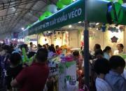 Trên 3 vạn lượt khách tham gia Hội chợ Công Thương khu vực Nam Trung bộ