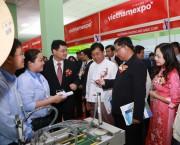 Hội chợ hàng Việt Nam tại Yangon - Cầu nối hiệu quả vào thị trường Myanmar