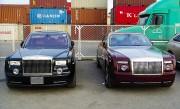 Hải Quan Hải phòng truy thu gần 50 tỷ đồng từ 19 chiếc ô tô Rolls-Royce