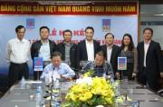 Ký kết Hợp đồng bảo hiểm vận hành Nhà máy nhiệt điện Vũng Áng 1 giai đoạn 2016-2017