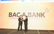 Ngân hàng Bắc Á giành 'cú đúp' giải thưởng