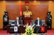 Tăng cường hợp tác Việt Nam- Hàn Quốc trong lĩnh vực năng lượng