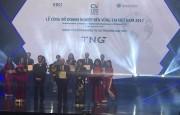 TNG - Doanh nghiệp bền vững tại Việt Nam năm 2017
