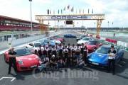 "Trải nghiệm cuộc đua ""Porsche Racetrack Experience 2017"""