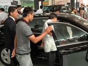 Công nghiệp ôtô: Tự tin phát triển trong dài hạn