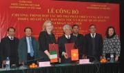 Hỗ trợ phát triển vùng dân tộc thiểu số Việt Nam