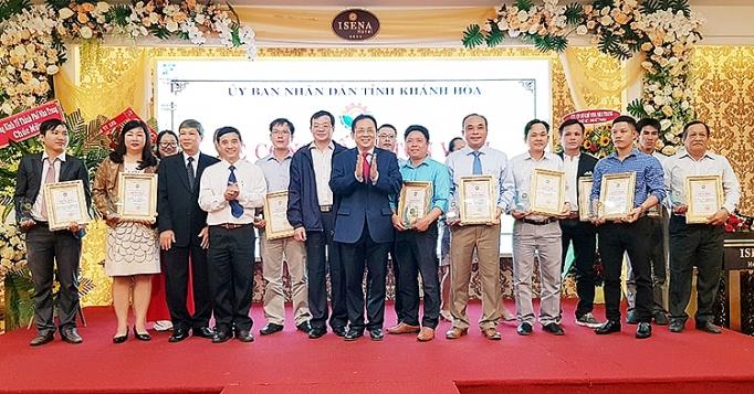 khanh hoa ton vinh 34 san pham bo san pham cong nghiep nong thon tieu bieu nam 2019