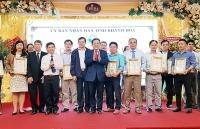 khanh hoa ton vinh san pham cong nghiep nong thon tieu bieu nam 2019