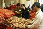Bảo đảm an toàn thực phẩm dịp Tết Nguyên đán 2017