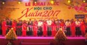 Đà Nẵng: 200 gian hàng tham gia hội chợ Xuân 2017