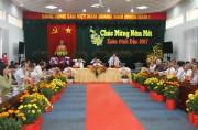 Phó Thủ tướng Thường trực chúc tết Đảng bộ, nhân dân Long An