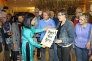 Đón Tết sum vầy của du khách nước ngoài tại Nghệ An