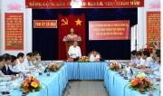 Phó Thủ tướng Trương Hòa Bình: Cà Mau cần đột phá để trở thành tỉnh khá