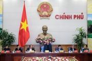 Thủ tướng Nguyễn Xuân Phúc chủ trì cuộc họp với Ủy ban Hợp tác Việt Nam - Lào
