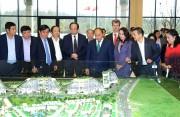 Thủ tướng mong muốn lãnh đạo tỉnh Bình Định phải thể hiện khát vọng phát triển