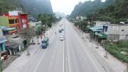 Cận cảnh tuyến đường nghìn tỷ đoạn Hạ Long- Mông Dương