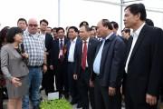Giải bài toán nông nghiệp Việt Nam thông qua sản xuất nông nghiệp công nghệ cao