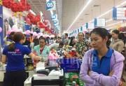 TP. Hồ Chí Minh: Hàng hóa tết phong phú, giá cả ổn định