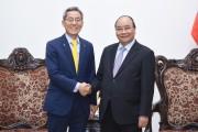 Tập đoàn KB Kookmin (Hàn Quốc) mong muốn mở rộng đầu tư kinh doanh tại Việt Nam