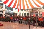 Hà Nội: Lễ giao quân đầu tiên trong năm 2017