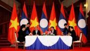Bộ trưởng Trần Tuấn Anh tham dự Kỳ họp lần thứ 40 Ủy ban liên Chính phủ Việt Nam – Lào