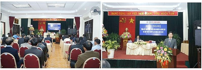 Công ty CP Nhiệt điện Ninh Bình: Nâng cao năng lực sản xuất kinh doanh gắn với bảo vệ môi trường
