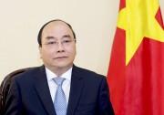Thủ tướng Nguyễn Xuân Phúc trả lời phỏng vấn báo Nhật