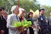 Nhật hoàng và Hoàng hậu thăm Đại Nội - Huế và thưởng thức Nhã nhạc cung đình