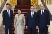 Thủ tướng Nguyễn Xuân Phúc  tiếp các Phó Tổng thư ký Liên hợp quốc