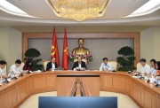 Thủ tướng yêu cầu công khai những Bộ ít quan tâm đến thể chế