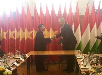 Khóa họp lần thứ 7 Ủy ban Hỗn hợp về hợp tác kinh tế Việt Nam - Hungary