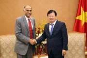 Khuyến khích doanh nghiệp Ấn Độ đầu tư tại Việt Nam