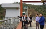 Đoàn công tác Bộ Công Thương kiểm tra an toàn thủy điện tại Nghệ An