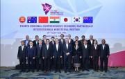 Hội nghị Giữa kỳ các Bộ trưởng Kinh tế RCEP lần thứ 4: Nỗ lực để hoàn tất đàm phán trong năm 2018