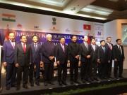 Bộ trưởng Trần Tuấn Anh tháp tùng Chủ tịch nước Trần Đại Quang thăm cấp Nhà nước tới Ấn Độ