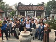 Hà Nội – Du xuân Hữu nghị cùng bạn bè quốc tế