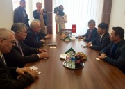 Thúc đẩy quan hệ thương mại với thành phố Nagykanizsa - Hungary