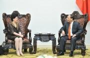 Bà Margaret Chan đề nghị Việt Nam quan tâm nhiều hơn nữa trong hợp tác với WHO
