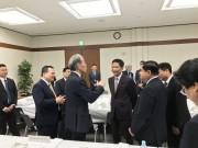 Bộ trưởng Trần Tuấn Anh tham gia hoạt động xúc tiến đầu tư tại Nhật Bản để phát triển ngành Công thương Việt Nam