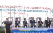 Chủ tịch nước Trần Đại Quang khởi động đồng hồ đếm ngược APEC 2017