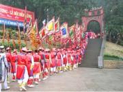 Thủ tướng phê duyệt quy hoạch Khu di tích Đền Hùng