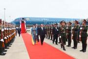 Hoạt động của Thủ tướng Nguyễn Xuân Phúc trong chuyến thăm chính thức Lào