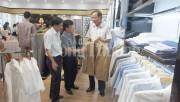 Hòa Thọ ra mắt dịch vụ may đo thời trang cao cấp tại chỗ